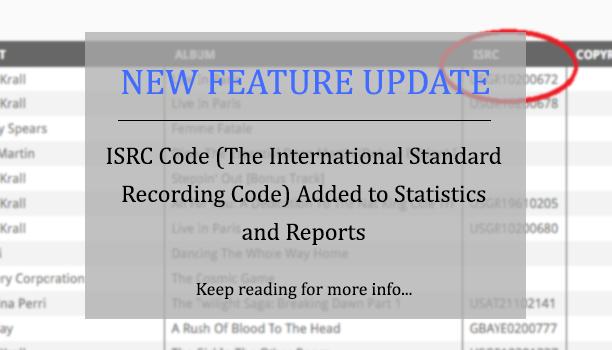 ISRC Code