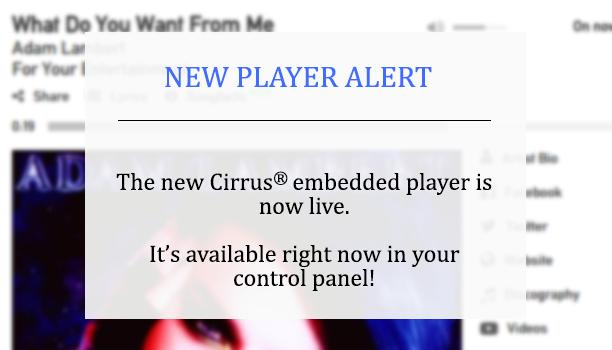 Cirrus Embedded