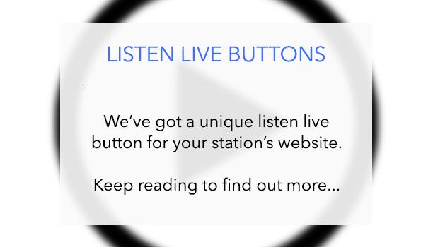 Listen live buttons